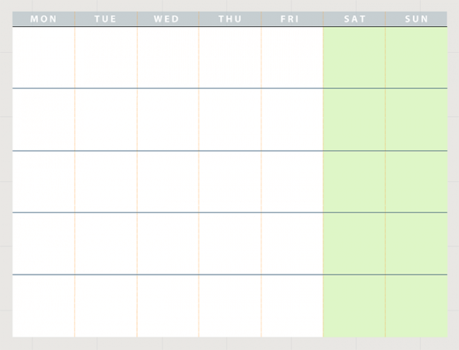 New Visual Templates: Monthly Planner, Gantt Chart, Customer Journey ...