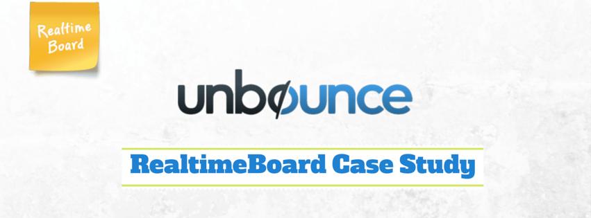 RealtimeBoard Unbounce