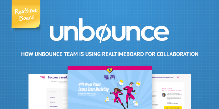 Unbounce for blog