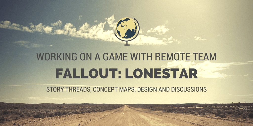 Working o a Game with Remote team (1)