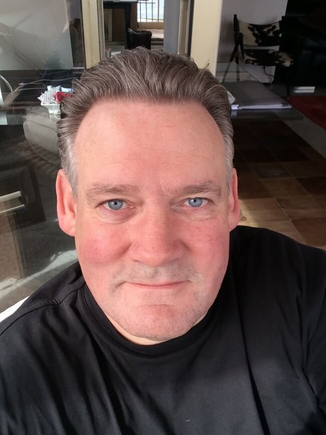 Nigel Rushman, iAccredit founder
