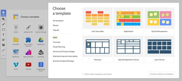 agile templates