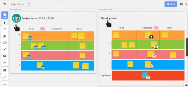 Kanban Board vs. Scrum Board: 11 Major Differencies