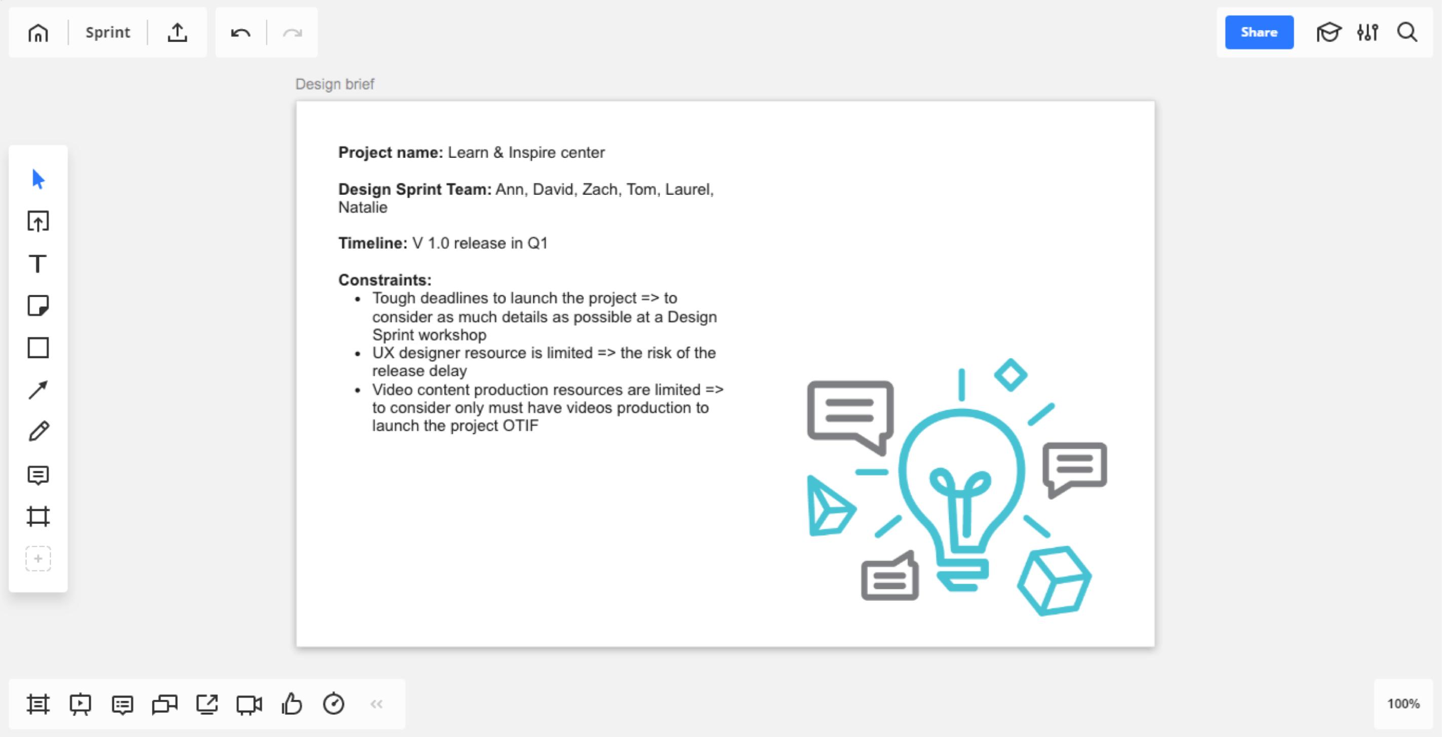 Design Sprint Guide Realtimeboard